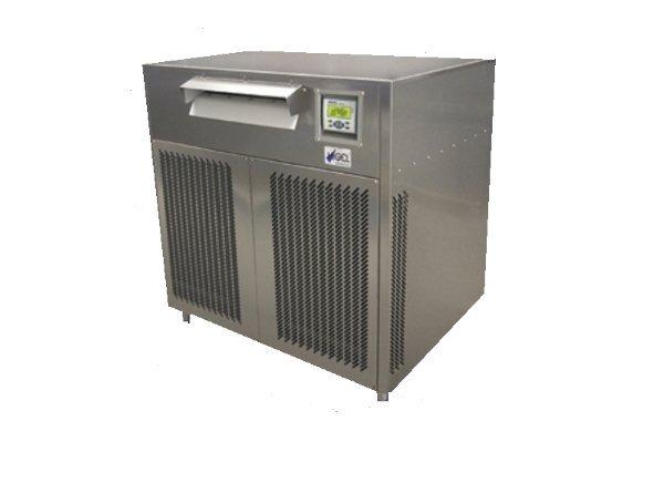 Льдогенераторы c холодильным агрегатом