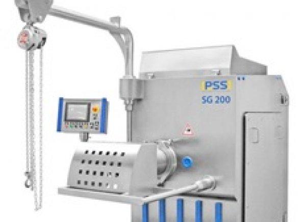 Скоростной волчок для охлажденного сырья PSS SG 200