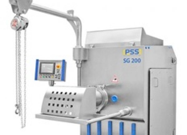 Скоростной волчок для охлажденного сырья PSS SG 250